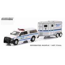 Greenlight Series 4 2014 Ram 1500 And Horse Trailer