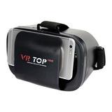 Mini Lentes 3d Gafas Realidad Virtual Smartphone Vr + Envio