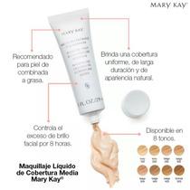 2d68b30e4 Maquillaje Líquido Cobertura Media Mary Kay en venta en Primero De ...