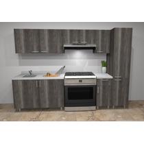 Cocina Integral Nueva Muebles Para Cocina Con Despensero en venta en ...