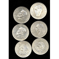 Monedas De Plata Sin Circular