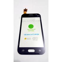 Pantalla De Cristal Touch Galaxy J1 Ace J110m Negro J110