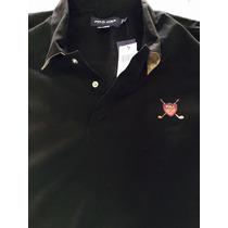 Chamarra Negra Polo Ralph Lauren Xl