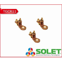Conector Mecánico Borne A Cable Tgcr11 Total Ground