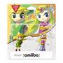 Amiibo Set Toon Link Y Zelda 30th Aniversario Envío Gratis!