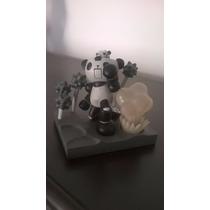 Panda Z Mazinger Z Parodia Anime Miniatura