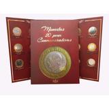 Album Para Monedas De 20 Pesos