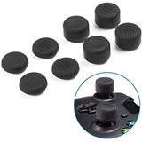 Gomas Jostick 8 Packpro Thumb Grips Gamer Xbox One/ps4 Y Ns