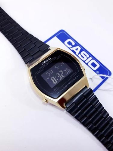 010535e7373d Reloj Casio Negro Matte Con Dorado Vintage B640w Envio Grati en venta en  Jiutepec Morelos por sólo   429