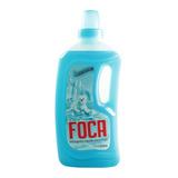 Detergente Líquido Foca Para Ropa 1 Lt