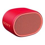 Bocina Sony Extra Bass Srs-xb01 Portátil Inalámbrica Rojo
