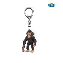 Chimpancé Llavero - Papo Llavero Del Mono Del Bebé De Anim