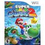 Super Mario Galaxy 2 Nintendo Wii Nuevo Y Sellado Videojuego