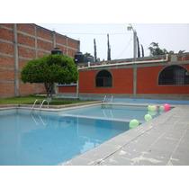 Se Renta En $ 3000 Por Fin De Semana En. Cuautla Morelos.