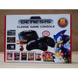 Consola Clásica Genesis Retro 80 Juegos Game56
