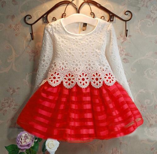 1ea0ac422 Vestido Fiesta paje cumpleaños Niñas 3 - 7 Anos en venta en Metepec ...