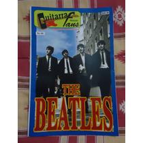 Revista Guitarra Metodo Fans Los Beatles Sus Mejores Exitos