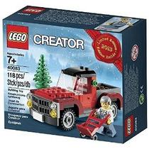 Lego Truck Árbol Creador 2013 Edición Limitada De Vacaciones