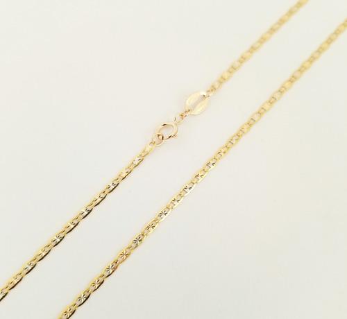 87db73dfd034 Cadena Para Dama Oro Florentino 10k Sólido 50 Cm en venta en Puerta ...