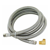 Eastman 48365 - Kit De Instalación Para Lavavajillas (acero