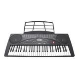 Teclado Kaiser Musical 54 Teclas Display Lcd Microfono