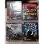 Juegos Ps3 Nfs Rivals, Ninja Gaiden, Killzone 2 Y Rockband
