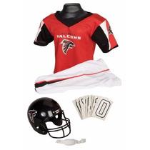Uniforme / Disfraz De Nfl Atlanta Falcons Para Niños