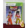 Dragon Ball Z Budokai Hd Collection Xbox 360 Estética De 9.5