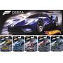 Hot Wheels 2016 Entertainment Serie Forza Motorsport Retro P