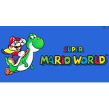 Super Mario World Android Tablet Celular