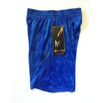 Shorts Bermudas Americano Niño T 4-5 Envio Gratis
