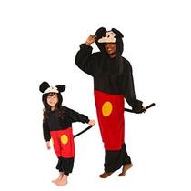Mickey Mouse Kigurumi (todas Las Edades De Vestuario)