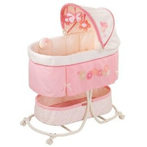 Summer Infant Soothe & Dormir Cuna Con Motion Lila