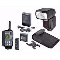 Kit Flash Ving 850 Con Radio Y Receptor Ft16s