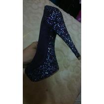 Zapatillas Con Pedreria Fashion