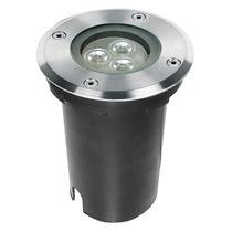 Luminaria Led Acero Inoxidable 3000k 170 Tecnolite