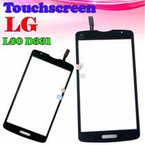 Touch Pantalla Tactil Lg L80 D331 Negro, Calidad Excelente!