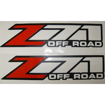 Sticker Calcomania Z71 Off Road Chevrolet Pick Up