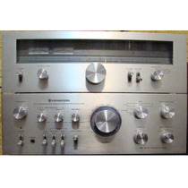 Amplificador Kenwood Kt-7500 Y Tuner-ka-7100