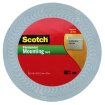 Cinta Adhesiva De Montaje Pesado Industrial Scotch 12.7x3 3m