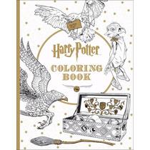 Harry Potter Libro Para Colorear Para Adulto. Scholastic
