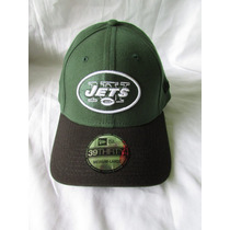 Gorra New Era Nfl 100% Original 39thirty Jets