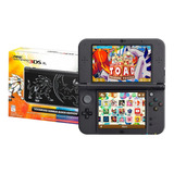New 3ds Xl Pokemon Solgaleo + 200juegos 32gb Pokemon Mario