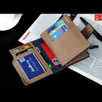 ef78b965b3d Cartera Calidad Premium Para Hombre Baron Piel Sintetico en venta en ...