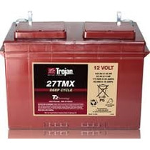 Bateria 12v 105ah Trojan 27tmx Deep Cycle