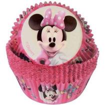 Capacillos Rosas De Minnie Mouse
