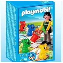 Playmobil 7976 Juego De Mesa Cuidadora Del Zoo Con Koalas Js