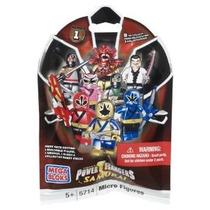 Power Rangers Serie 2 Super Samurai Ciegos Bolsa (estilos Va