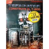 Construye El T-800 Terminator Fascículo 13 Nuevo Y Sellado.