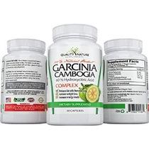 Pure Garcinia Cambogia Extracto - Suplemento De Pérdida De P